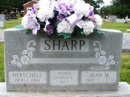 SHARP, HERSCHELL - Warren County, Ohio | HERSCHELL SHARP - Ohio Gravestone Photos