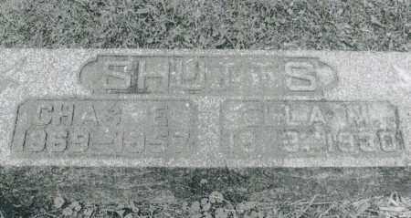 MIRANDA SHUTTS, ELLA MAY - Warren County, Ohio | ELLA MAY MIRANDA SHUTTS - Ohio Gravestone Photos