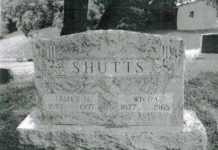 SHUTTS, JAMES H. - Warren County, Ohio | JAMES H. SHUTTS - Ohio Gravestone Photos