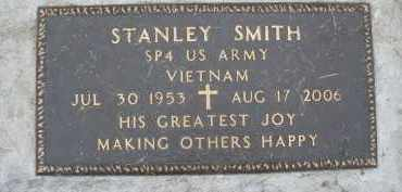 SMITH, STANLEY - Warren County, Ohio | STANLEY SMITH - Ohio Gravestone Photos