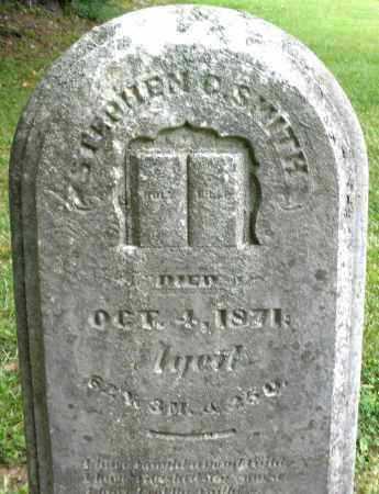 SMITH, STEPHEN - Warren County, Ohio | STEPHEN SMITH - Ohio Gravestone Photos