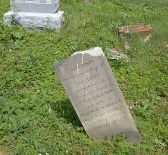 WILKERSON SMOOT, MARY - Warren County, Ohio | MARY WILKERSON SMOOT - Ohio Gravestone Photos