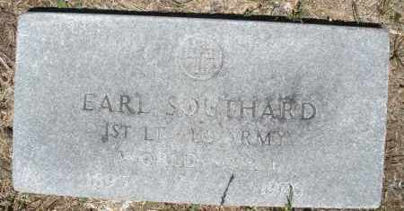 SOUTHARD, EARL - Warren County, Ohio | EARL SOUTHARD - Ohio Gravestone Photos