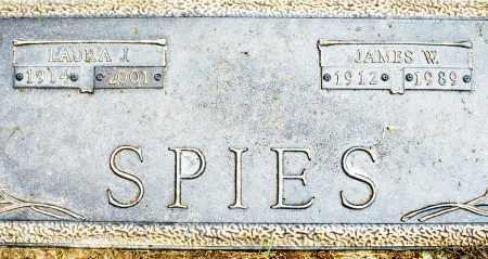 SPIES, LAURA J. - Warren County, Ohio | LAURA J. SPIES - Ohio Gravestone Photos