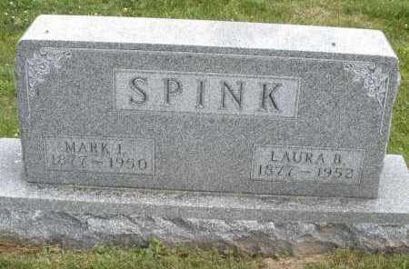 SPINK, LAURA B. - Warren County, Ohio | LAURA B. SPINK - Ohio Gravestone Photos