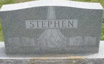 STEPHEN, MARY - Warren County, Ohio | MARY STEPHEN - Ohio Gravestone Photos