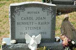 STIENER, CAROL - Warren County, Ohio | CAROL STIENER - Ohio Gravestone Photos