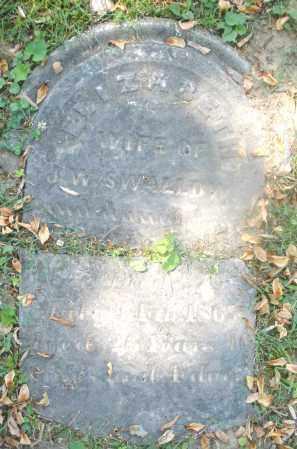 SWALLOW, ELIZABETH - Warren County, Ohio | ELIZABETH SWALLOW - Ohio Gravestone Photos