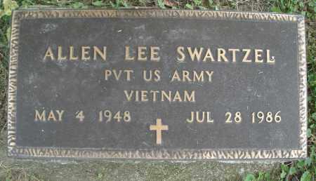 SWARTZEL, ALLEN LEE - Warren County, Ohio | ALLEN LEE SWARTZEL - Ohio Gravestone Photos