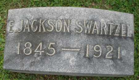 SWARTZEL, E. JACKSON - Warren County, Ohio | E. JACKSON SWARTZEL - Ohio Gravestone Photos