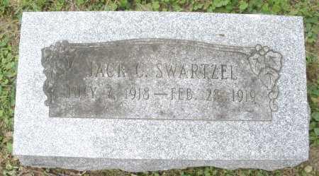 SWARTZEL, JACK C. - Warren County, Ohio | JACK C. SWARTZEL - Ohio Gravestone Photos