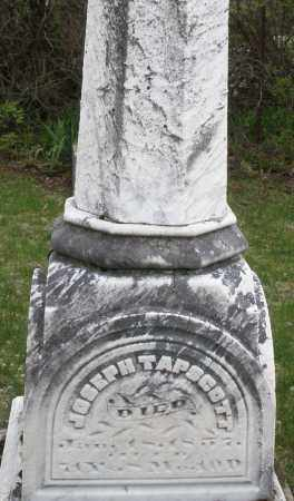 TAPSCOTT, JOSEPH - Warren County, Ohio   JOSEPH TAPSCOTT - Ohio Gravestone Photos