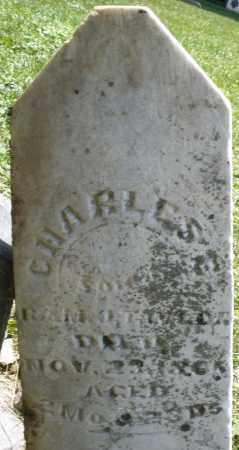 TAYLOR, CHARLES E. - Warren County, Ohio | CHARLES E. TAYLOR - Ohio Gravestone Photos