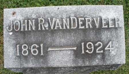 VANDERVEER, JOHN R. - Warren County, Ohio | JOHN R. VANDERVEER - Ohio Gravestone Photos