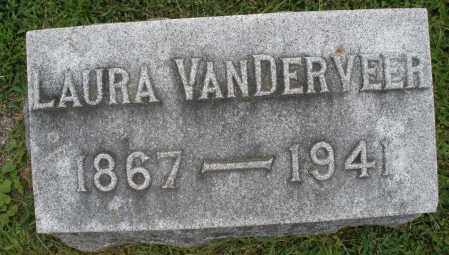 VANDERVEER, LAURA - Warren County, Ohio | LAURA VANDERVEER - Ohio Gravestone Photos