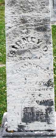 VANDERVEER, SIDNEY D. - Warren County, Ohio | SIDNEY D. VANDERVEER - Ohio Gravestone Photos