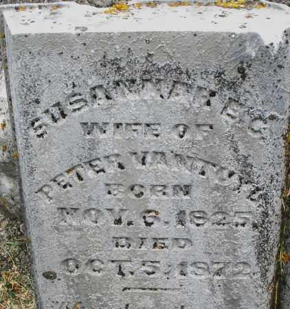 VANTUYL, SUSANNAH E.C. - Warren County, Ohio   SUSANNAH E.C. VANTUYL - Ohio Gravestone Photos