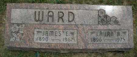 WARD, JAMES  E. - Warren County, Ohio | JAMES  E. WARD - Ohio Gravestone Photos