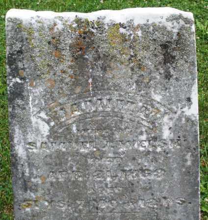 WELSH, JAMIMA - Warren County, Ohio | JAMIMA WELSH - Ohio Gravestone Photos