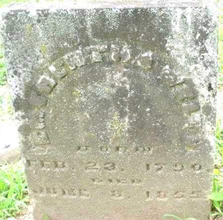 WELTY, UNKNOWN - Warren County, Ohio   UNKNOWN WELTY - Ohio Gravestone Photos