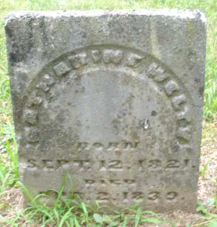 WELTY, CATHARINE - Warren County, Ohio | CATHARINE WELTY - Ohio Gravestone Photos