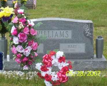 WILLIAMS, MARY - Warren County, Ohio | MARY WILLIAMS - Ohio Gravestone Photos