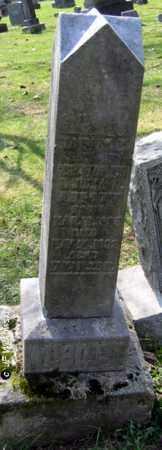 ABBOTT, HENRY B. - Washington County, Ohio | HENRY B. ABBOTT - Ohio Gravestone Photos