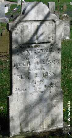 ALLISON, PATIENCE - Washington County, Ohio | PATIENCE ALLISON - Ohio Gravestone Photos