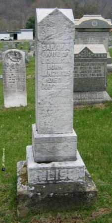ALLISON, SARAH A. - Washington County, Ohio | SARAH A. ALLISON - Ohio Gravestone Photos