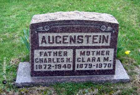 AUGENSTEIN, CHARLES H. - Washington County, Ohio | CHARLES H. AUGENSTEIN - Ohio Gravestone Photos