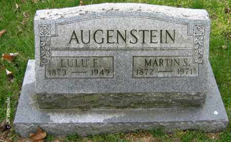 AUGENSTEIN, LULU E. - Washington County, Ohio | LULU E. AUGENSTEIN - Ohio Gravestone Photos