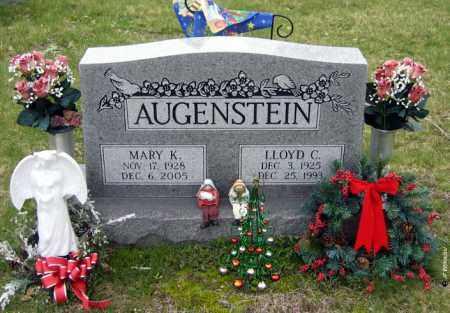 AUGENSTEIN, MARY KATHLEEN - Washington County, Ohio | MARY KATHLEEN AUGENSTEIN - Ohio Gravestone Photos