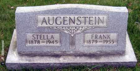 AUGENSTEIN, FRANK - Washington County, Ohio | FRANK AUGENSTEIN - Ohio Gravestone Photos