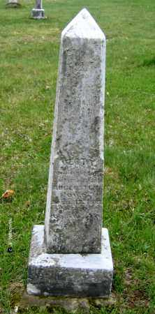 AUGENSTEIN, VESTA - Washington County, Ohio   VESTA AUGENSTEIN - Ohio Gravestone Photos