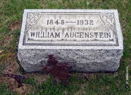 AUGENSTEIN, WILLIAM SR. - Washington County, Ohio | WILLIAM SR. AUGENSTEIN - Ohio Gravestone Photos