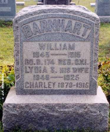 BARNHART, CHARLES - Washington County, Ohio | CHARLES BARNHART - Ohio Gravestone Photos