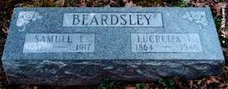 MCCORMICK BEARDSLEY, LUCRETIA L. - Washington County, Ohio | LUCRETIA L. MCCORMICK BEARDSLEY - Ohio Gravestone Photos