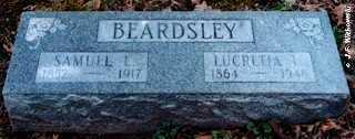 BEARDSLEY, LUCRETIA L. - Washington County, Ohio | LUCRETIA L. BEARDSLEY - Ohio Gravestone Photos