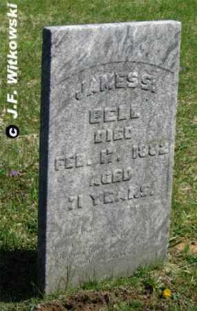 BELL, JAMES S. - Washington County, Ohio | JAMES S. BELL - Ohio Gravestone Photos