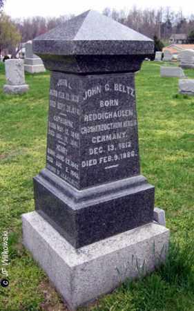 BELTZ, JOHN C. - Washington County, Ohio | JOHN C. BELTZ - Ohio Gravestone Photos