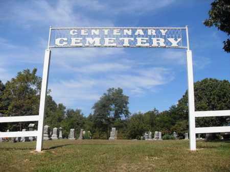 CENTENARY ENTRANCE SIGN, ENTRANCE SIGN - Washington County, Ohio   ENTRANCE SIGN CENTENARY ENTRANCE SIGN - Ohio Gravestone Photos