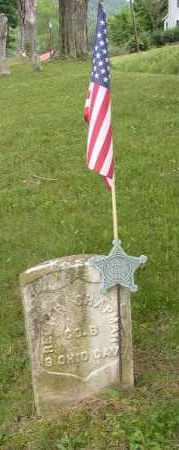CHAPMAN, RECTOR - Washington County, Ohio | RECTOR CHAPMAN - Ohio Gravestone Photos