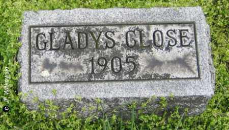 CLOSE, GLADYS - Washington County, Ohio | GLADYS CLOSE - Ohio Gravestone Photos