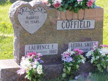 SMITH COFFIELD, LETHA - Washington County, Ohio | LETHA SMITH COFFIELD - Ohio Gravestone Photos