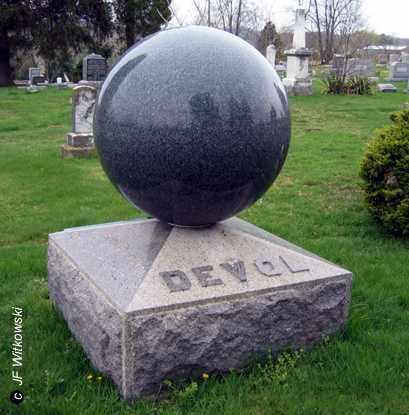 MARSHALL DEVOL, BITHA - Washington County, Ohio | BITHA MARSHALL DEVOL - Ohio Gravestone Photos