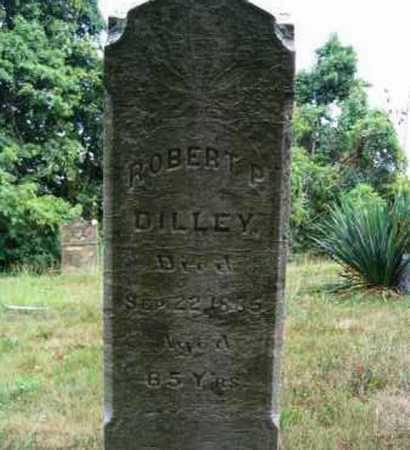 DILLEY, ROBERT P. - Washington County, Ohio   ROBERT P. DILLEY - Ohio Gravestone Photos