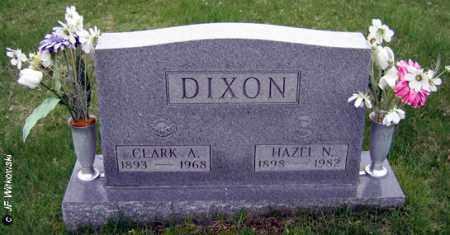 DIXON, CLARK A. - Washington County, Ohio | CLARK A. DIXON - Ohio Gravestone Photos