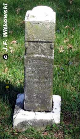 DOBBIN, MARTHA J. - Washington County, Ohio | MARTHA J. DOBBIN - Ohio Gravestone Photos
