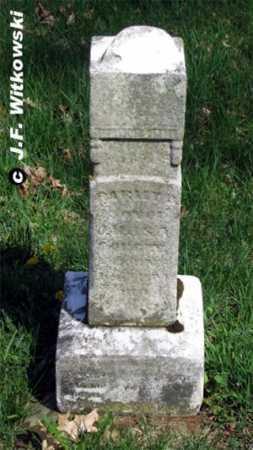 DOBBIN, PARLEY B. - Washington County, Ohio   PARLEY B. DOBBIN - Ohio Gravestone Photos