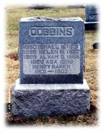 DOBBINS, HELEN M. - Washington County, Ohio | HELEN M. DOBBINS - Ohio Gravestone Photos